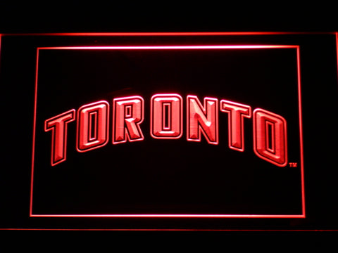 FREE Toronto Blue Jays (5) LED Sign - Red - TheLedHeroes