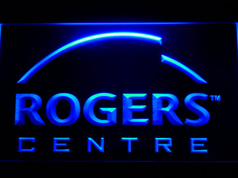 FREE Toronto Blue Jays Rogers Centre LED Sign - Blue - TheLedHeroes