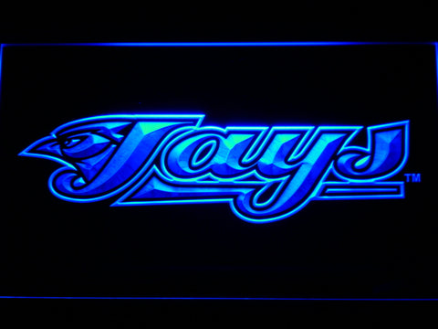 FREE Toronto Blue Jays (9) LED Sign - Blue - TheLedHeroes