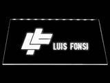 Luis Fonsi LED Neon Sign USB - White - TheLedHeroes