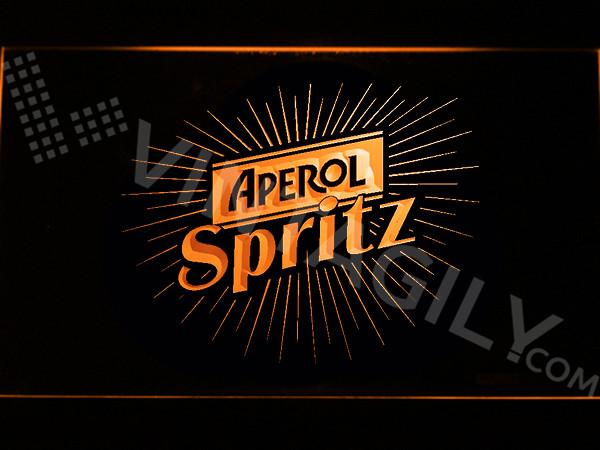 Aperol Spritz LED Neon Sign USB - Orange - TheLedHeroes