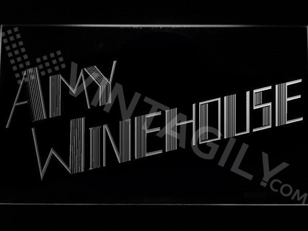Amy Winehouse LED Sign