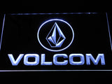 FREE Volcom LED Sign - White - TheLedHeroes
