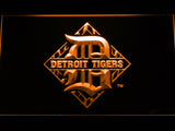FREE Detroit Tigers (7) LED Sign - Orange - TheLedHeroes