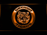 FREE Detroit Tigers (12) LED Sign - Orange - TheLedHeroes