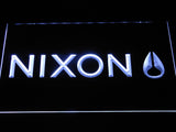 FREE Nixon LED Sign - White - TheLedHeroes