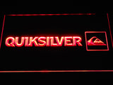 FREE Quiksilver LED Sign - Red - TheLedHeroes