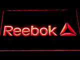 FREE Reebok LED Sign - Red - TheLedHeroes