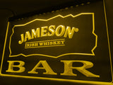 FREE Jameson Bar LED Sign - Yellow - TheLedHeroes