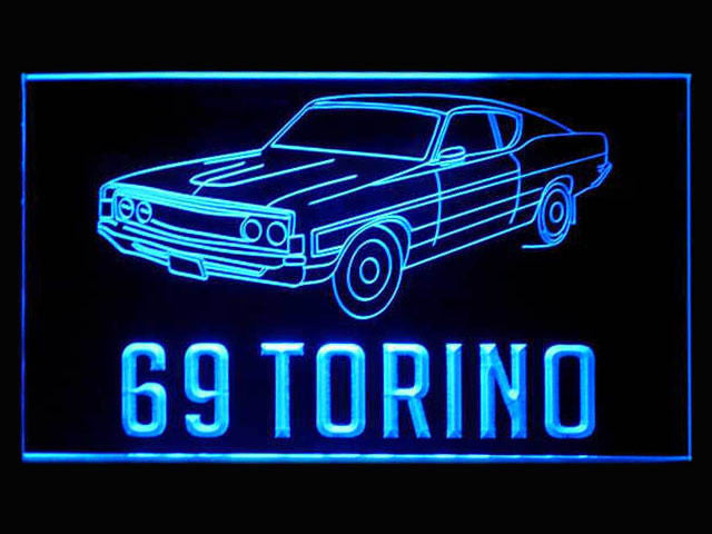 69 Torino LED Sign -  - TheLedHeroes