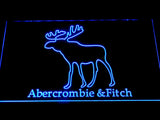 FREE Abercrombie & Fitch LED Sign - Blue - TheLedHeroes