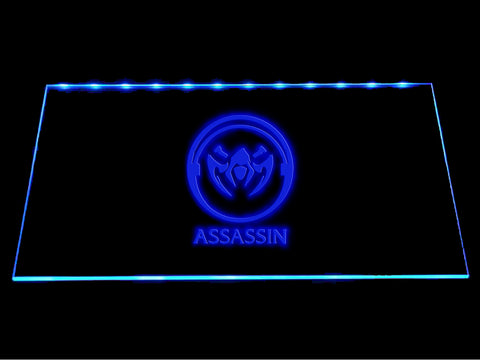 League Of Legends Assassin (2) LED Sign - Multicolor - TheLedHeroes