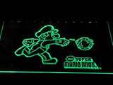 Super Mario Bros LED Neon Sign USB - Green - TheLedHeroes