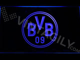 Borussia Dortmund LED Sign - Blue - TheLedHeroes