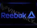 FREE Reebok LED Sign - Blue - TheLedHeroes