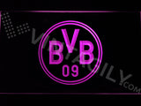 Borussia Dortmund LED Sign - Purple - TheLedHeroes