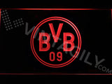 Borussia Dortmund LED Sign - Red - TheLedHeroes