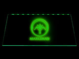 League Of Legends Marksman (2) LED Sign - Green - TheLedHeroes