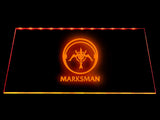 League Of Legends Marksman (2) LED Sign - Orange - TheLedHeroes