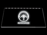 League Of Legends Marksman (2) LED Sign - White - TheLedHeroes