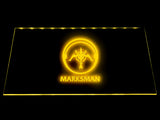 League Of Legends Marksman (2) LED Sign - Yellow - TheLedHeroes