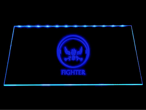 League Of Legends Fighter (2) LED Sign - Multicolor - TheLedHeroes