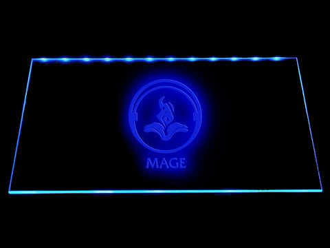 League Of Legends Mage (2) LED Sign - Multicolor - TheLedHeroes