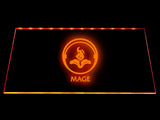 League Of Legends Mage (2) LED Sign - Orange - TheLedHeroes