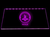 League Of Legends Mage (2) LED Sign - Purple - TheLedHeroes