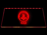 League Of Legends Mage (2) LED Sign - Red - TheLedHeroes