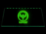 League Of Legends Support (3) LED Sign - Green - TheLedHeroes