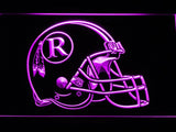 Washington Redskins (4) LED Neon Sign USB - Purple - TheLedHeroes