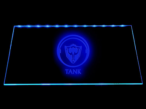 League Of Legends Tank (2) LED Sign - Multicolor - TheLedHeroes
