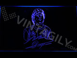 FREE Diego Maradona LED Sign - Blue - TheLedHeroes