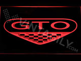 Pontiac GTO LED Sign