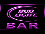 Bud Light Bar LED Neon Sign Electrical -  - TheLedHeroes