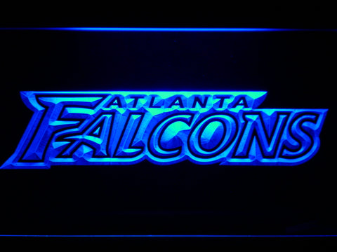 Atlanta Falcons (4) LED Sign -  - TheLedHeroes