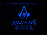 FREE Assassin's Creed Black Flag LED Sign - Blue - TheLedHeroes