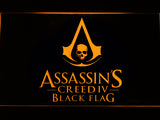 FREE Assassin's Creed Black Flag LED Sign - Orange - TheLedHeroes
