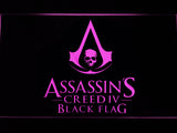 FREE Assassin's Creed Black Flag LED Sign - Purple - TheLedHeroes