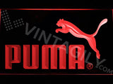 FREE Puma LED Sign - Red - TheLedHeroes