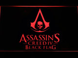FREE Assassin's Creed Black Flag LED Sign - Red - TheLedHeroes