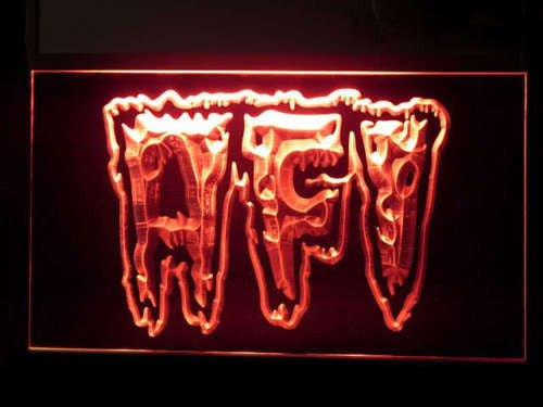 A Fire Inside AFI LED Sign -  - TheLedHeroes