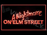 A Nightmare On Elm Street 2 LED Sign
