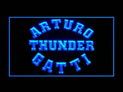 Arturo Gatti LED Neon Sign USB -  - TheLedHeroes