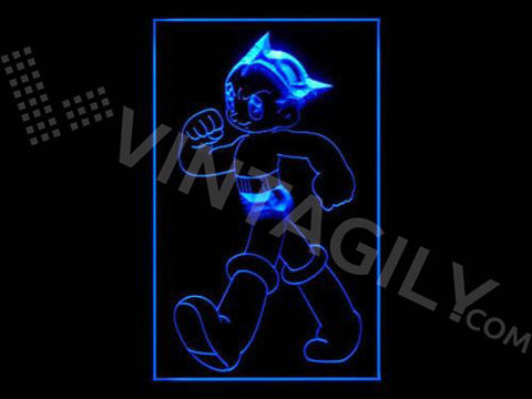 Astro Boy 2 LED Sign -  - TheLedHeroes