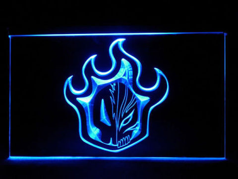 FREE Bleach Soul Reapers LED Sign - Blue - TheLedHeroes