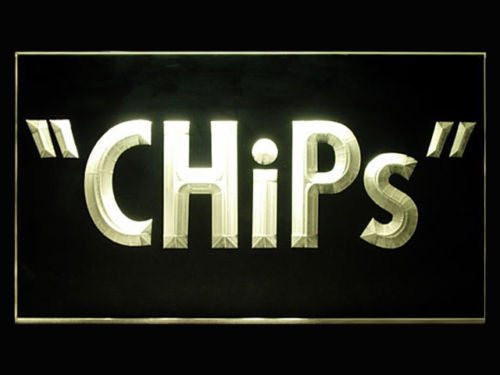 CHiPs LED Sign - Multicolor - TheLedHeroes