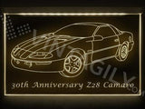 Camaro 30th Anniversary LED Sign