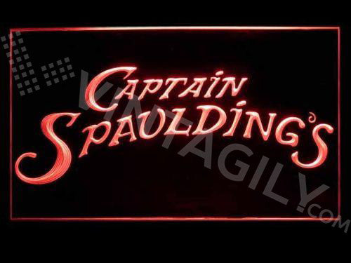 FREE Captain Spaulding LED Sign -  - TheLedHeroes